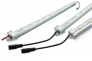 LISTWA LED 5630 PODSZAFKOWA 1mb 17W IP54 7796